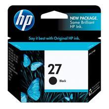 HP 27 Black Cartridge